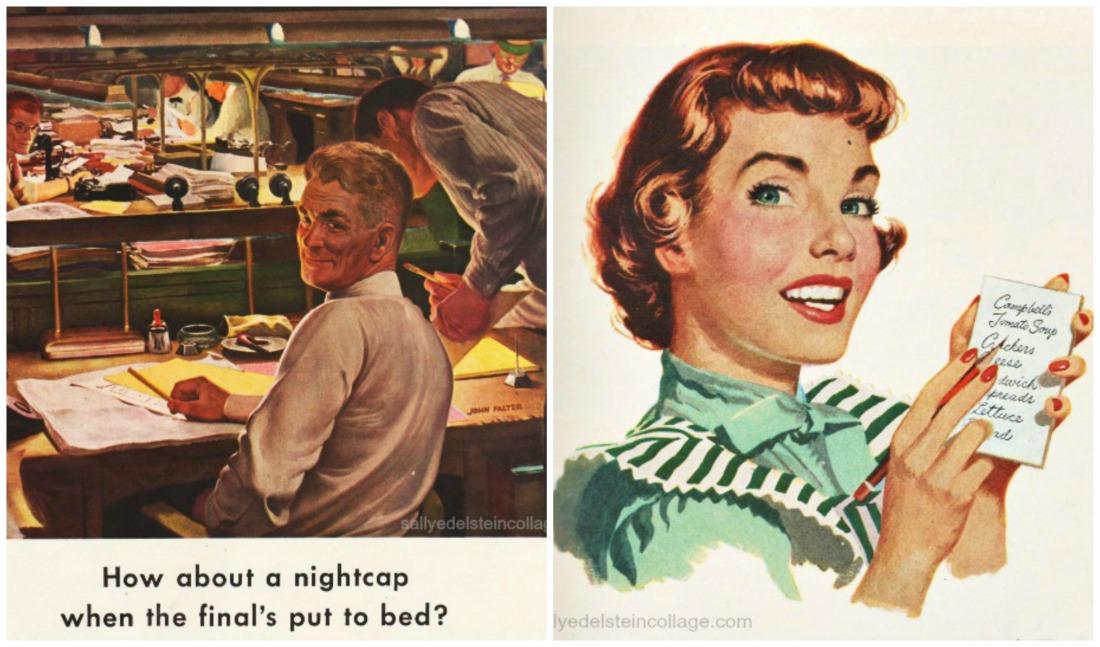 newspaper-housewife-career-choice