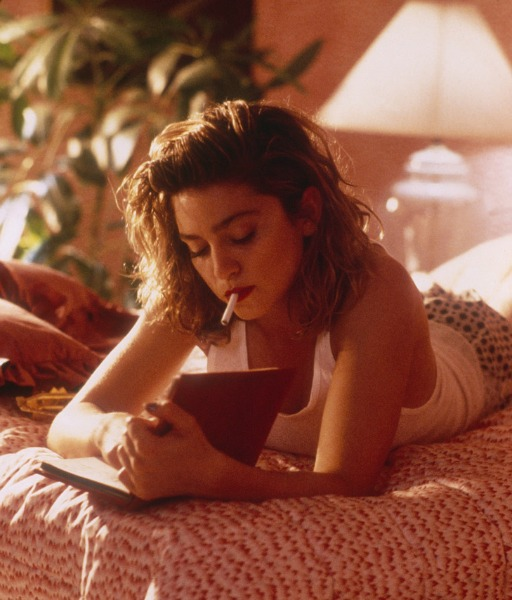 madonna reads